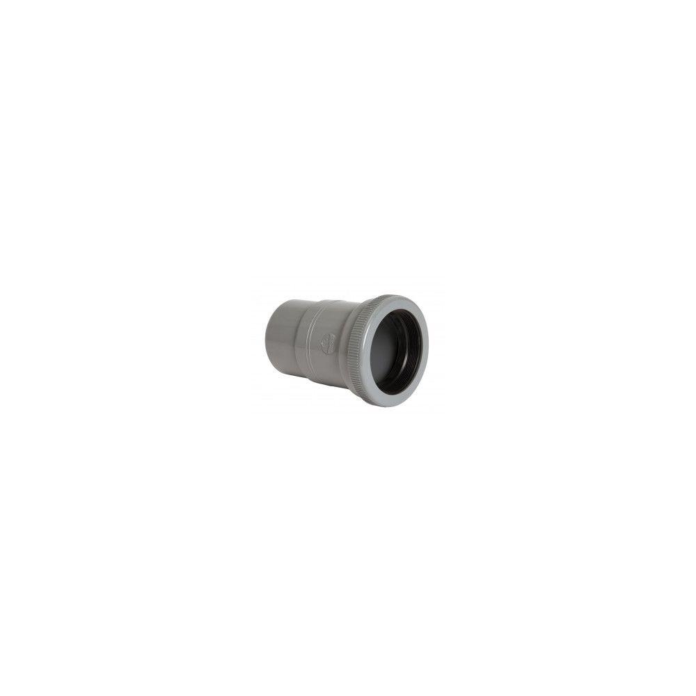 Nicoll Manchette de réparation femelle - MTH227 - PVC gris - Ø 100 mm