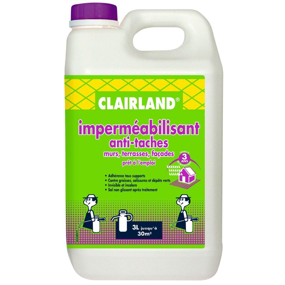 Provence Outillage Imperméabilisant anti-taches Clairland 3 litres