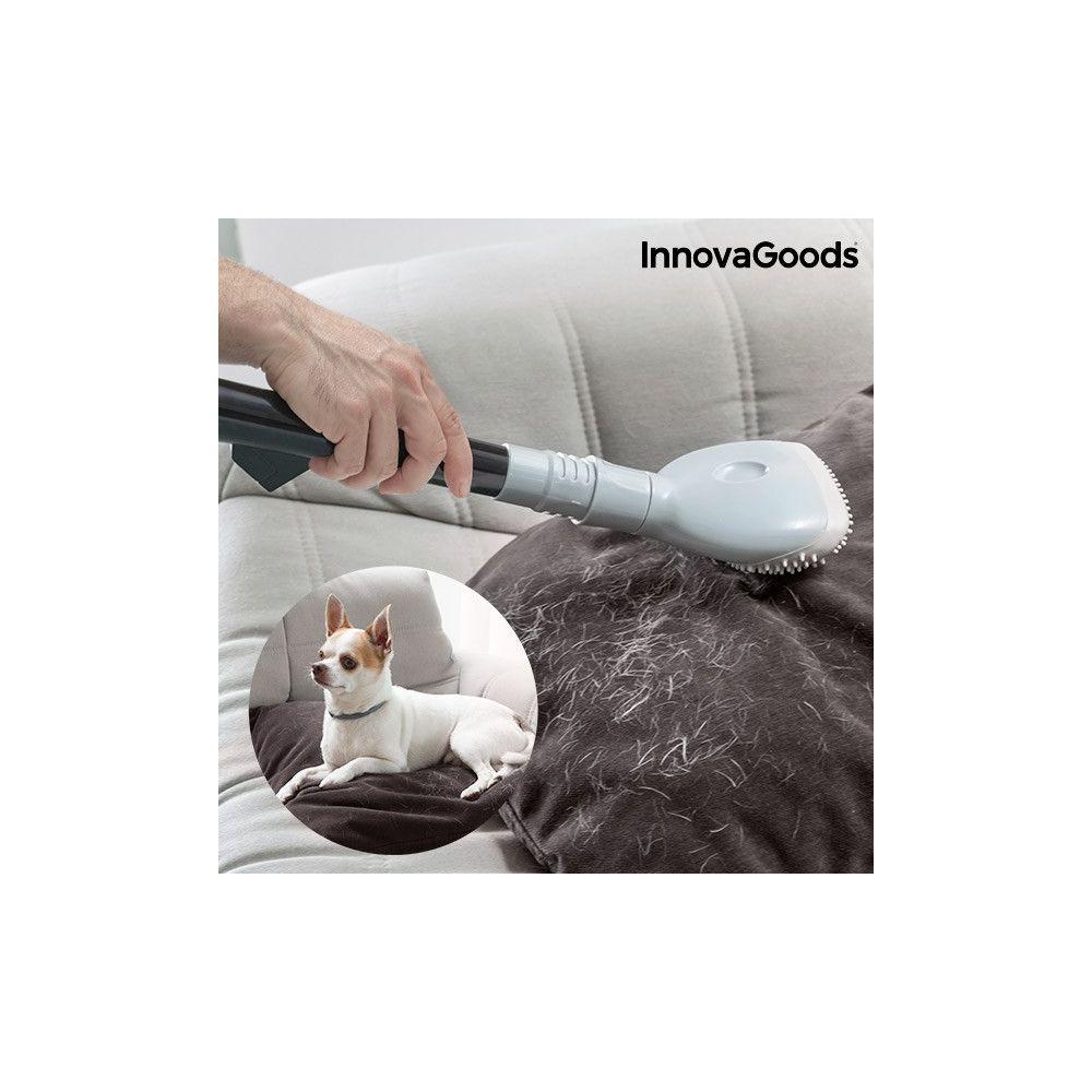 Totalcadeau Brosse retire poils pour aspirateur - Aspirer facilement poils de chien et chat