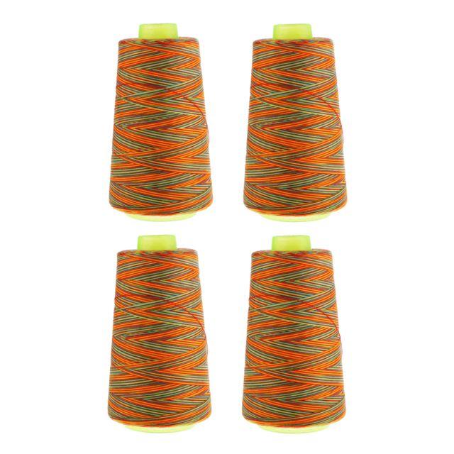 ultnice 25pcs bobines de couture de fil bobine de fil /à coudre bobine titulaire avec bo/îte de stockage