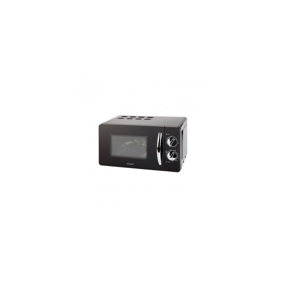 Korona K58040 - Micro-ondes et Grill noir/chrome