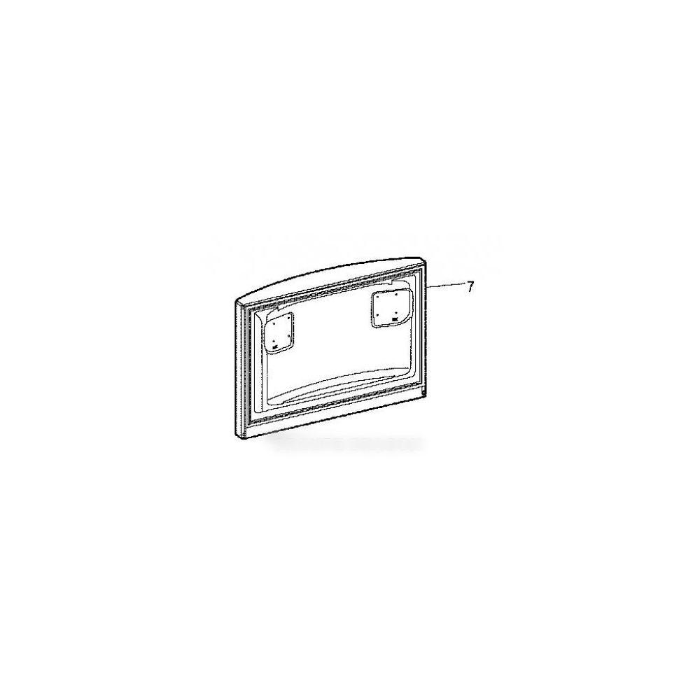 Hotpoint Porte superieure congelateur pour réfrigérateur ariston