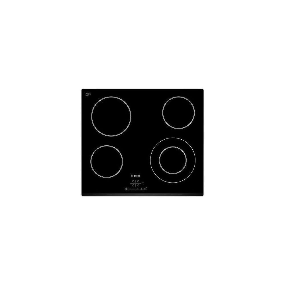 Bosch Plaques vitro-céramiques BOSCH 165520 6600W 60 cm Noir