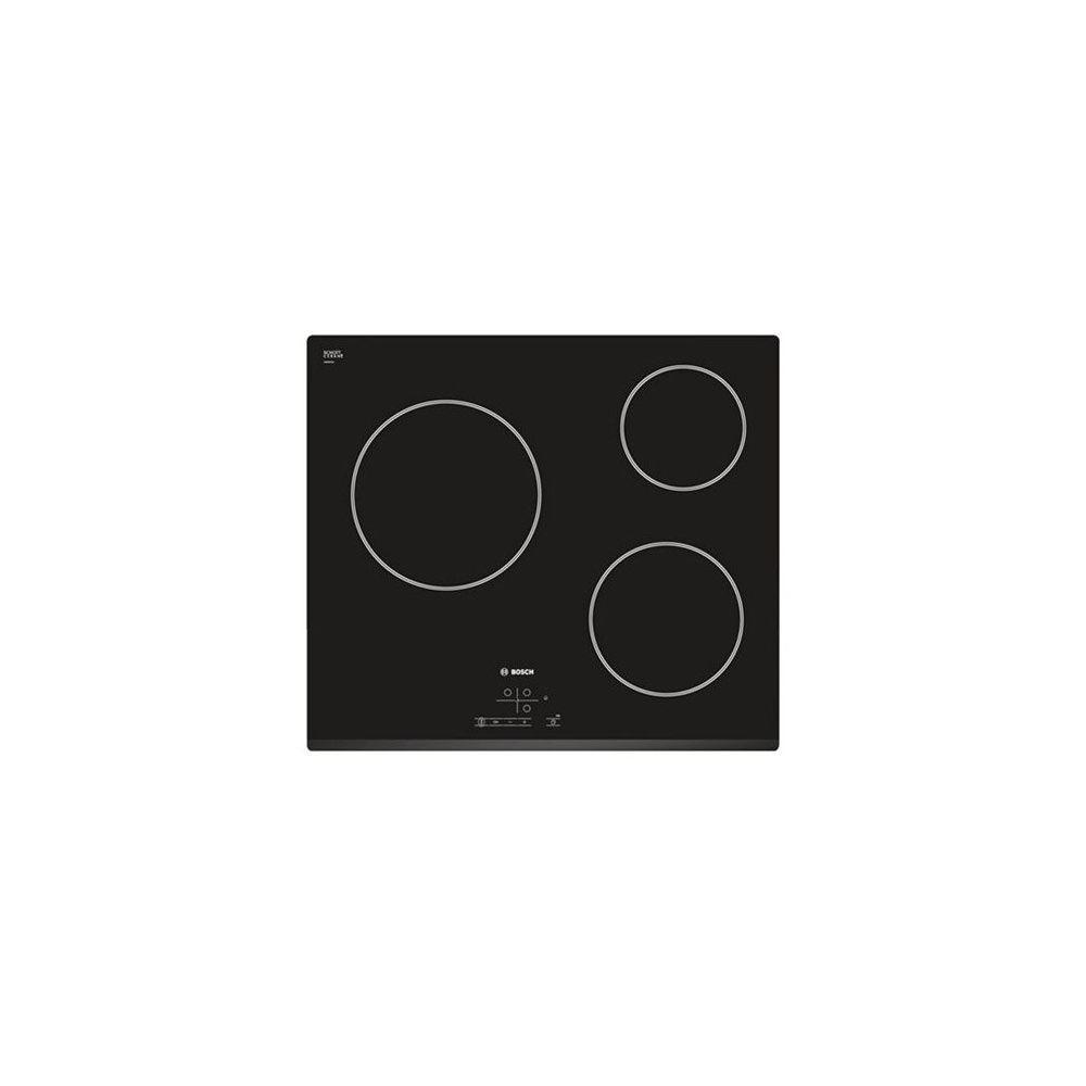 Bosch Plaques vitro-céramiques BOSCH PKM631B17E 5700W 60 cm Noir