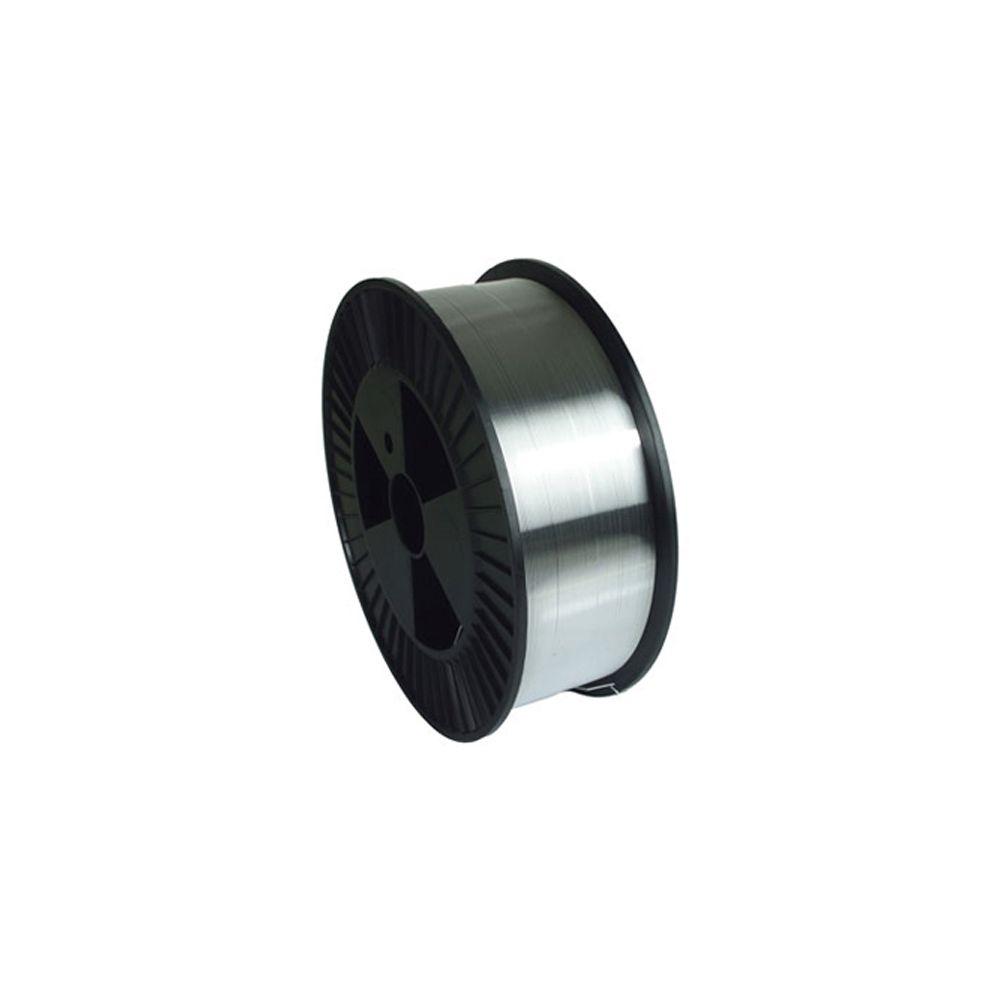 Gys Fil plein alu GYS AlMg5 Ø 0,8 mm - Bobine plastique S100 0,5 kg 086548