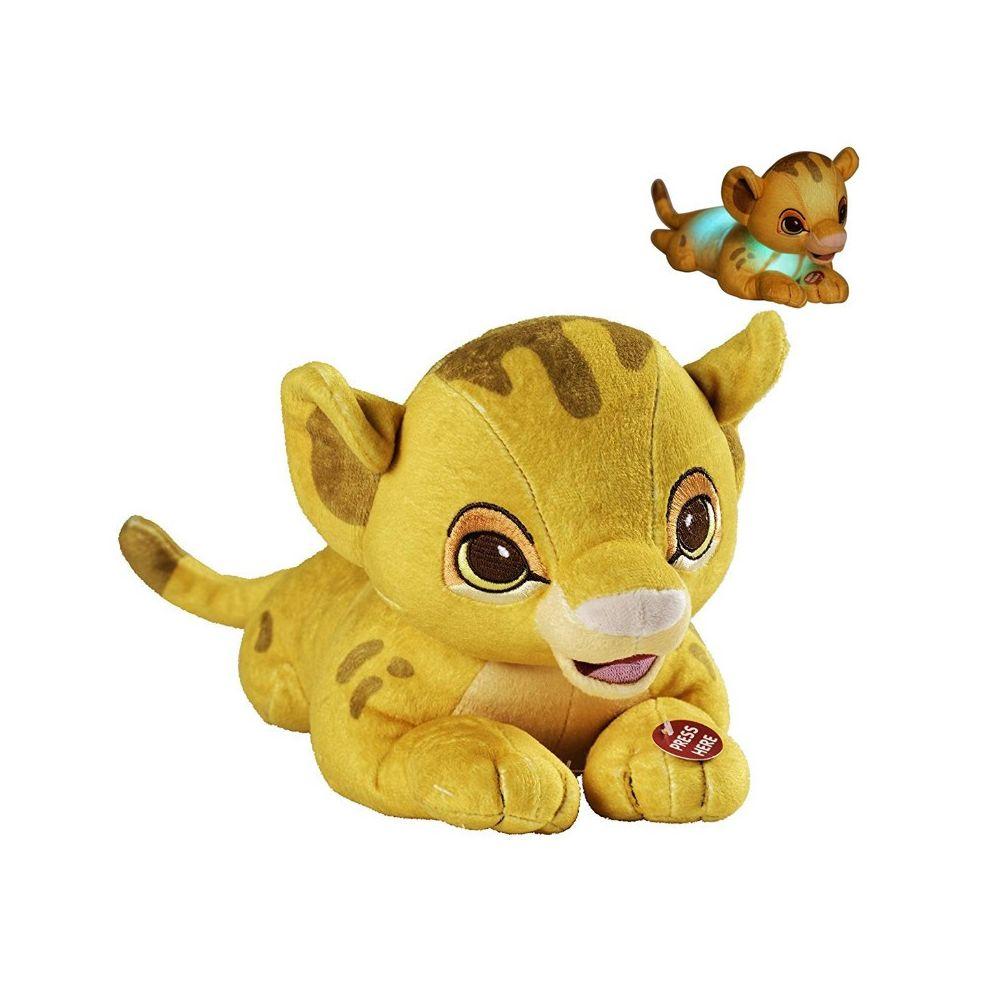 Disney Bébé Simba - peluche lumineuse