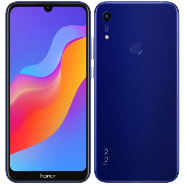 Honor - Honor 8A 2020 - Bleu - Smartphone Android 64 go