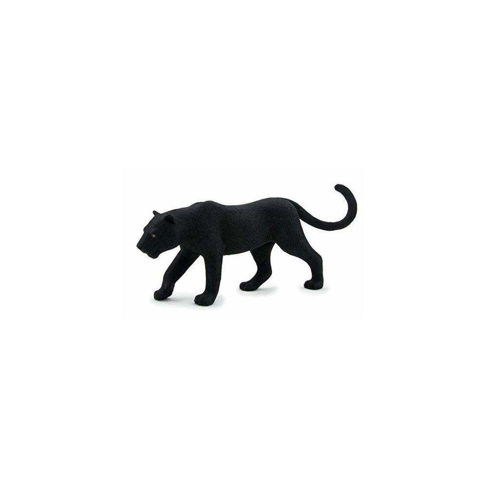 Mojo MOJO Black Panther Realistic International Wildlife Toy Replica hand painted figurine