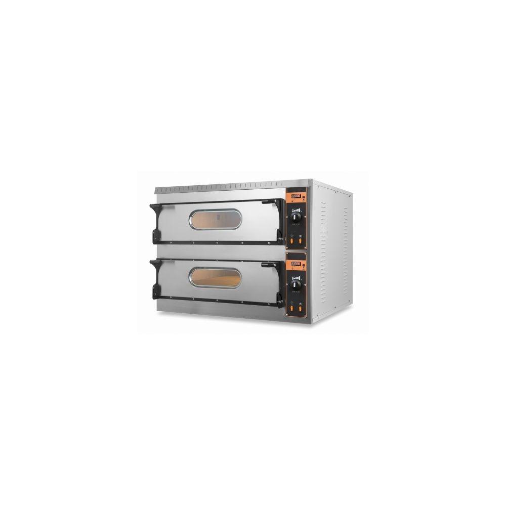Resto Italia Four à pizza double électrique professionnel - TL D Big 26,4 kW - Resto Italia -