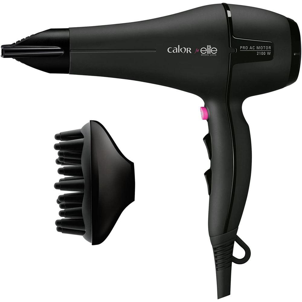 Calor Sèche Cheveux Compact 2100W noir