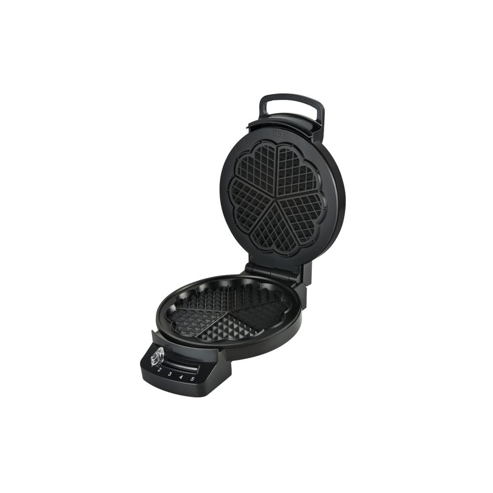 Little Balance Gaufrier Speed gaufres cœur 1200W - 8382