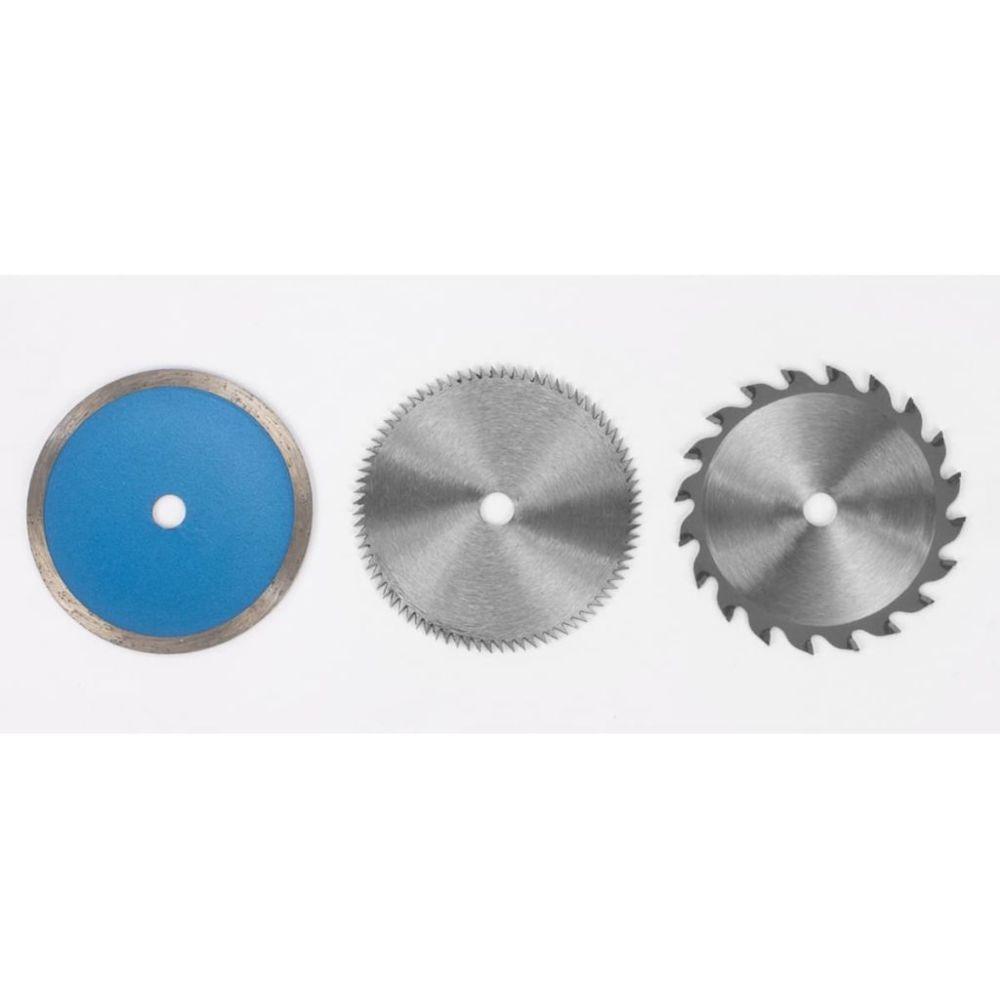 Einhell Einhell Kit de lames à scie 85 x 10 mm 6 pcs
