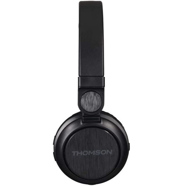 Casque Thomson THOMSON-WHP6007B-CASQUE-BLUETOOTH-NOIR