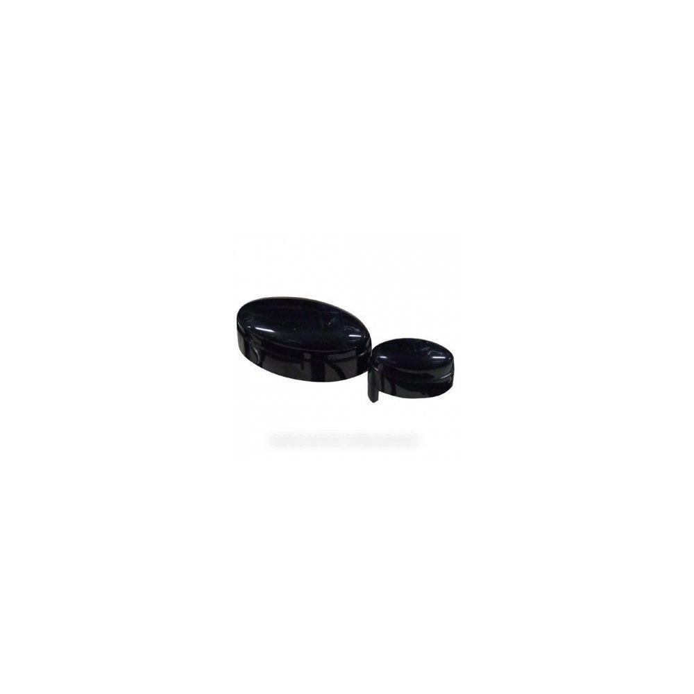 whirlpool Poussoir start/stop noir pour micro ondes whirlpool