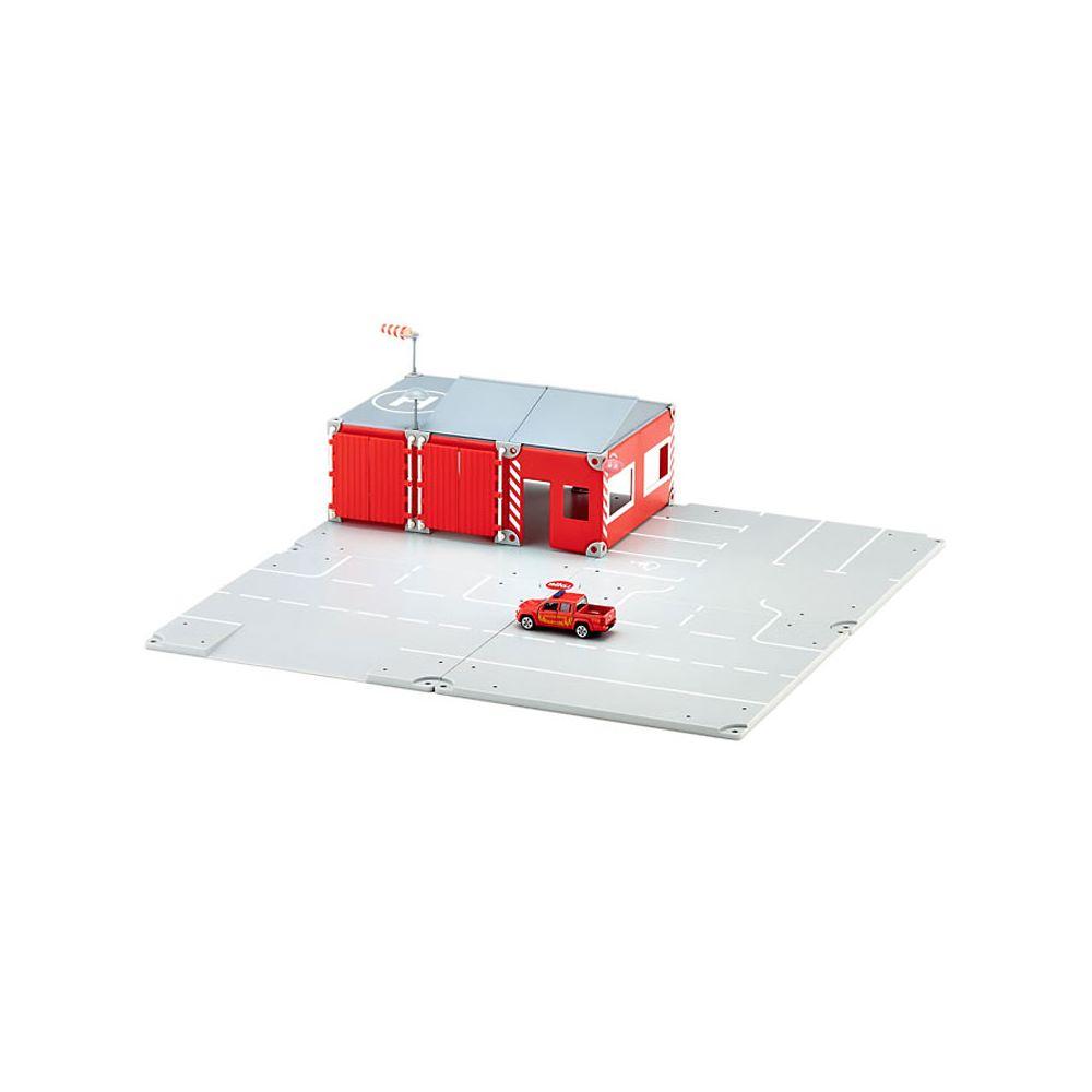 SIKU Coffret Starter Pompier avec un véhicule