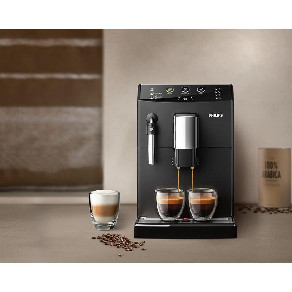 Philips Machine à Espresso de 1,8L 1850W Noir