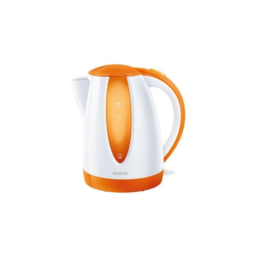Sencor SENCOR SWK 1813OR Bouilloire électrique - Orange et blanc