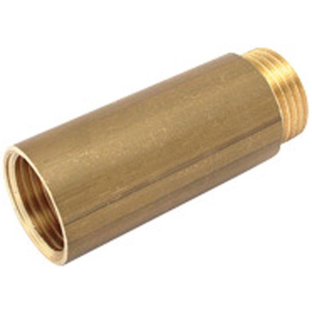 Altech allonge laiton - filetage long - m / f - diamètre 15 x 21 mm - longueur 100 mm - altech 10263al1