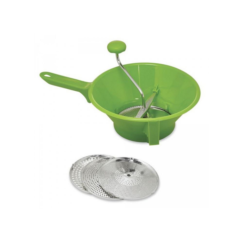Guillouard guillouard - passe-légumes manuel 2.2l vert - 10560