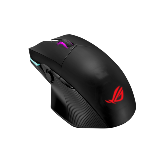Asus - ROG Chakram - Occasions Clavier, Souris, Casque, Siège Gamer