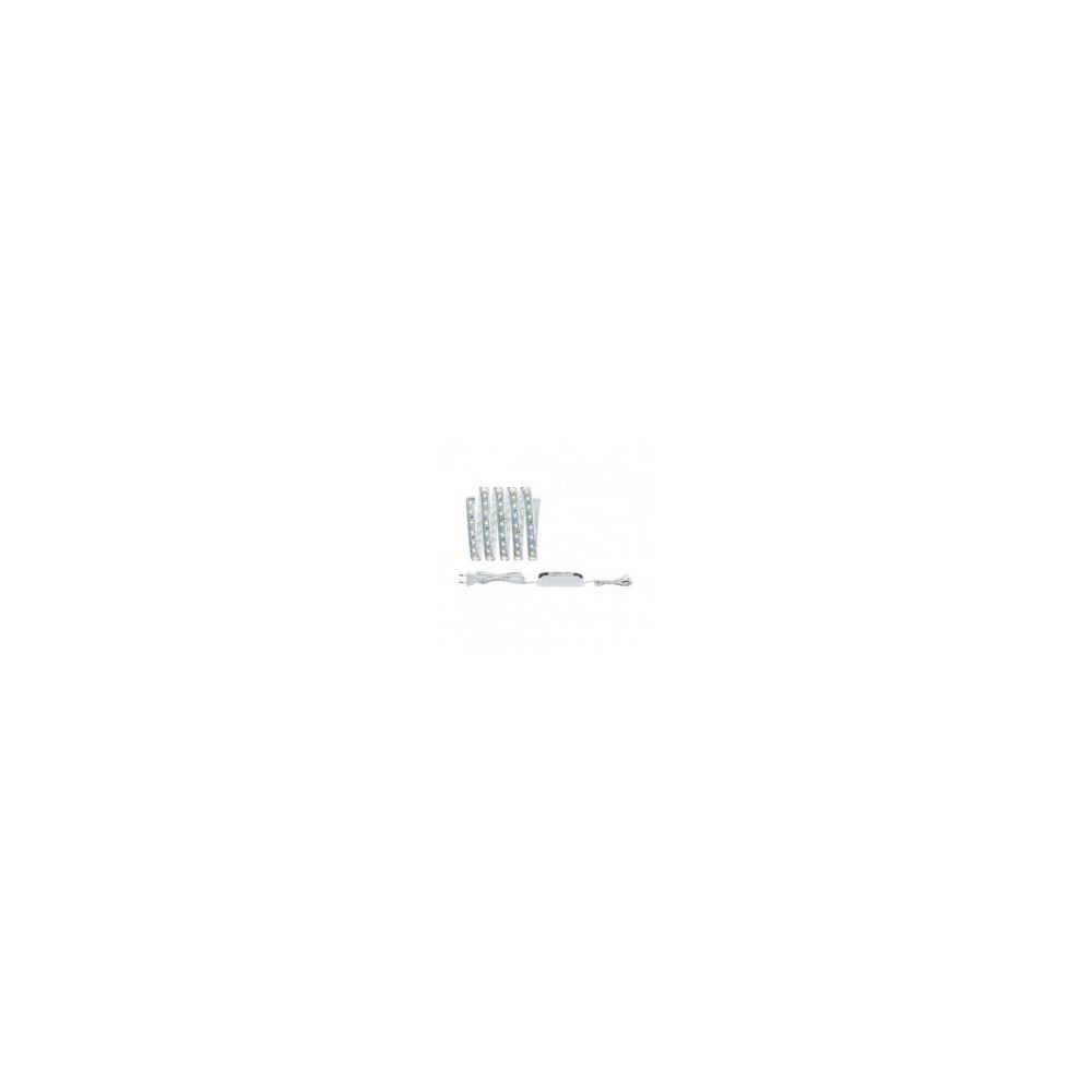 Paulmann KIT Ruban LED MAXLED 500 1,5M 9,9W 230/24V - blanc chaud