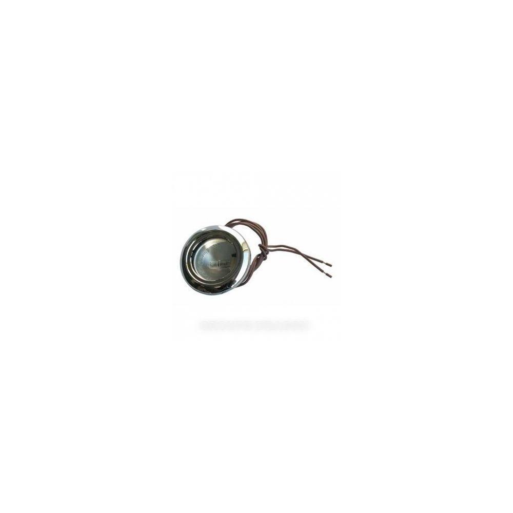AIRLUX Lampe halogene 20w ø 55 m/m noire pour hotte airlux