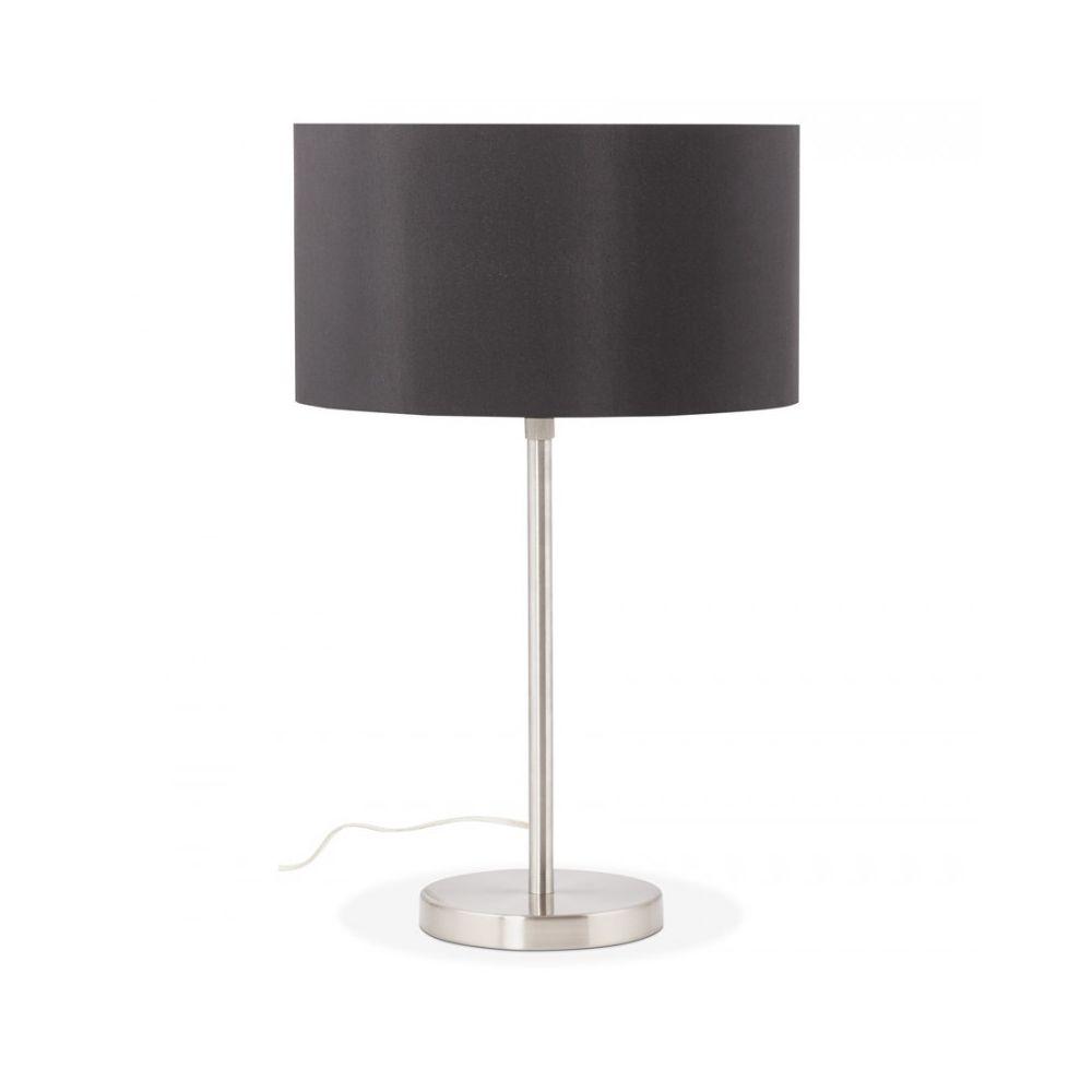 Kokoon Design Lampe de table TIGUA BLACK 36x36x79 cm