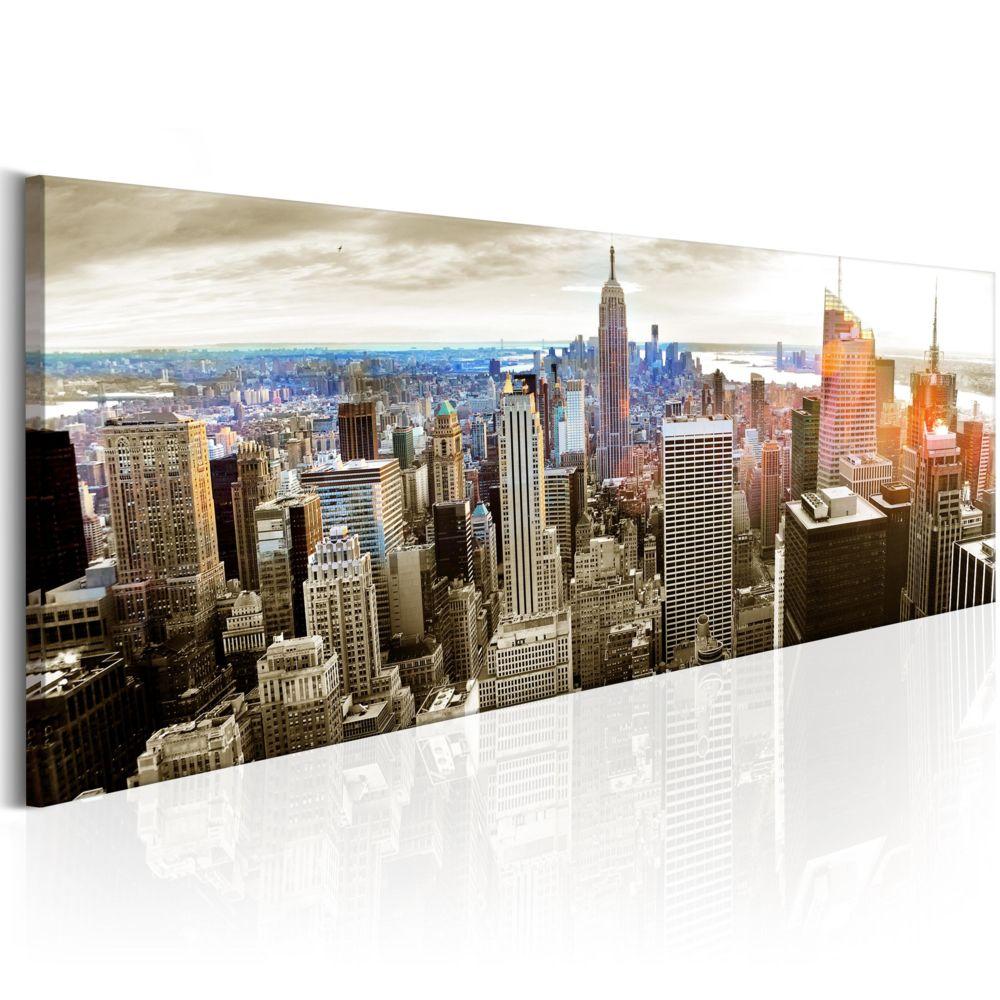 Declina Tableau - Manhattan: Island for Rich