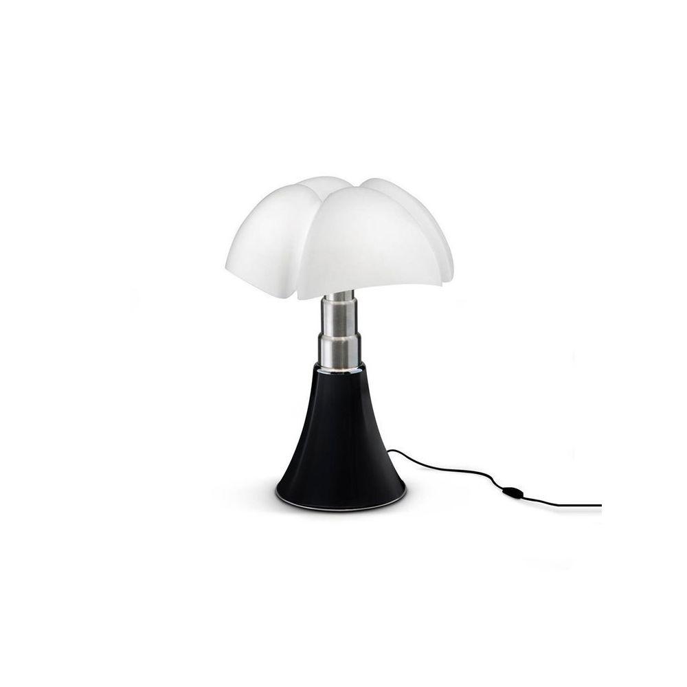 Martinelli Luce MINI PIPISTRELLO-Lampe LED H35cm Noir Mat Martinelli Luce - designé par Gae Aulenti