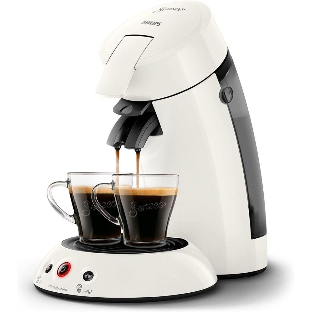 Philips Machine à café Senseo de 0,7L 1450W blanc