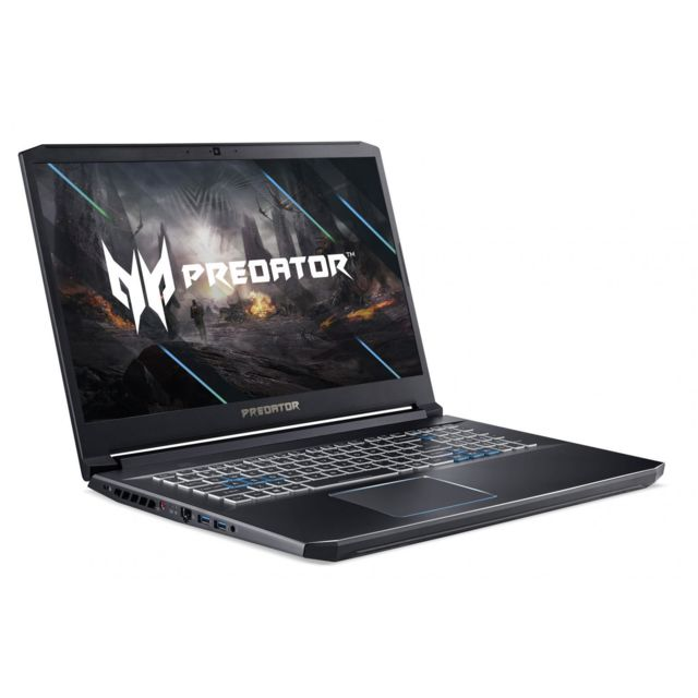 Acer - Predator Helios 300 PH317-54-78MR - Noir - PC Portable Gamer 144 hz