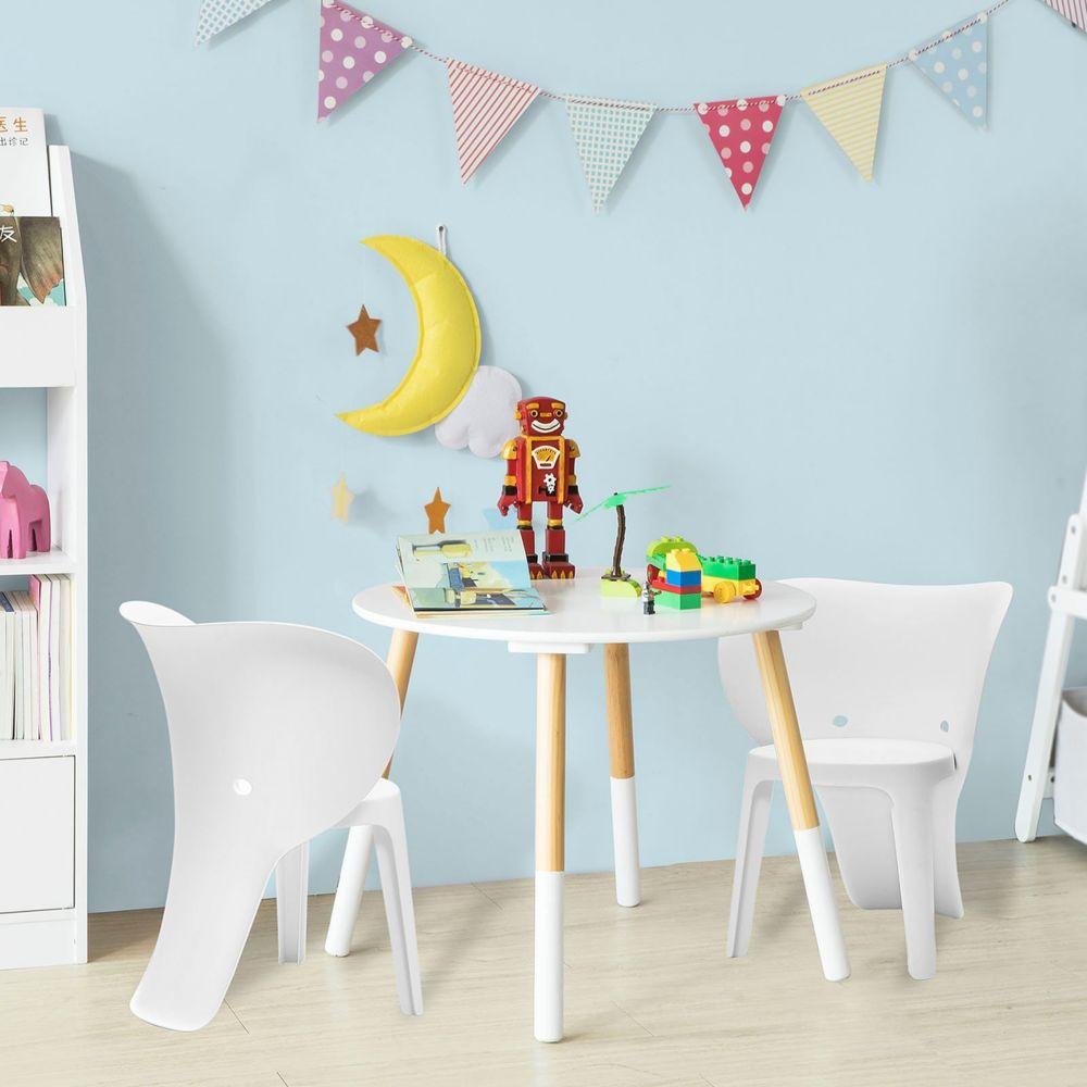 Sobuy - SoBuy® KMB5-Wx5 Lot de 5 Chaise Enfant Design Chaise pour
