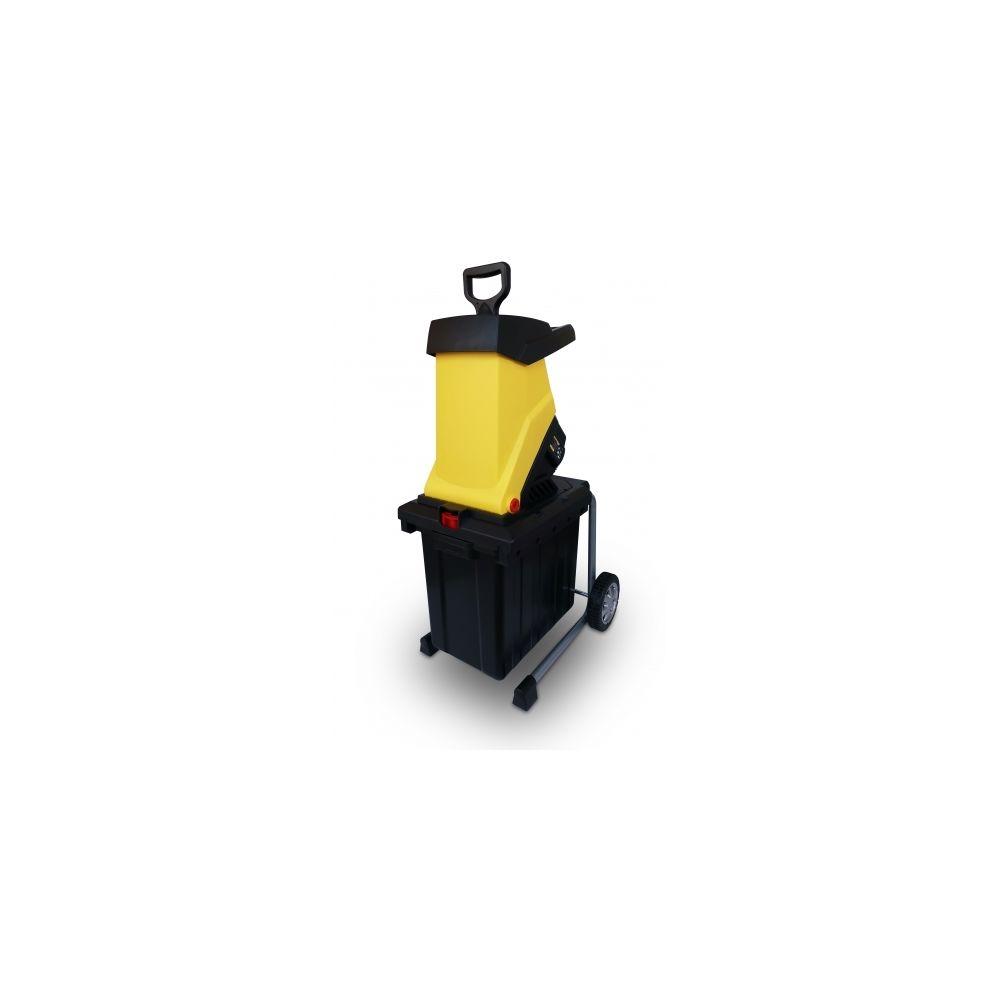 Gardeo Pro Broyeur de végétaux électrique 2500W - Gardeo