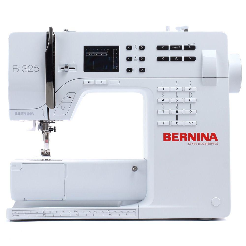 Bernina Machine à coudre BERNINA 325 - Garantie 5 ans