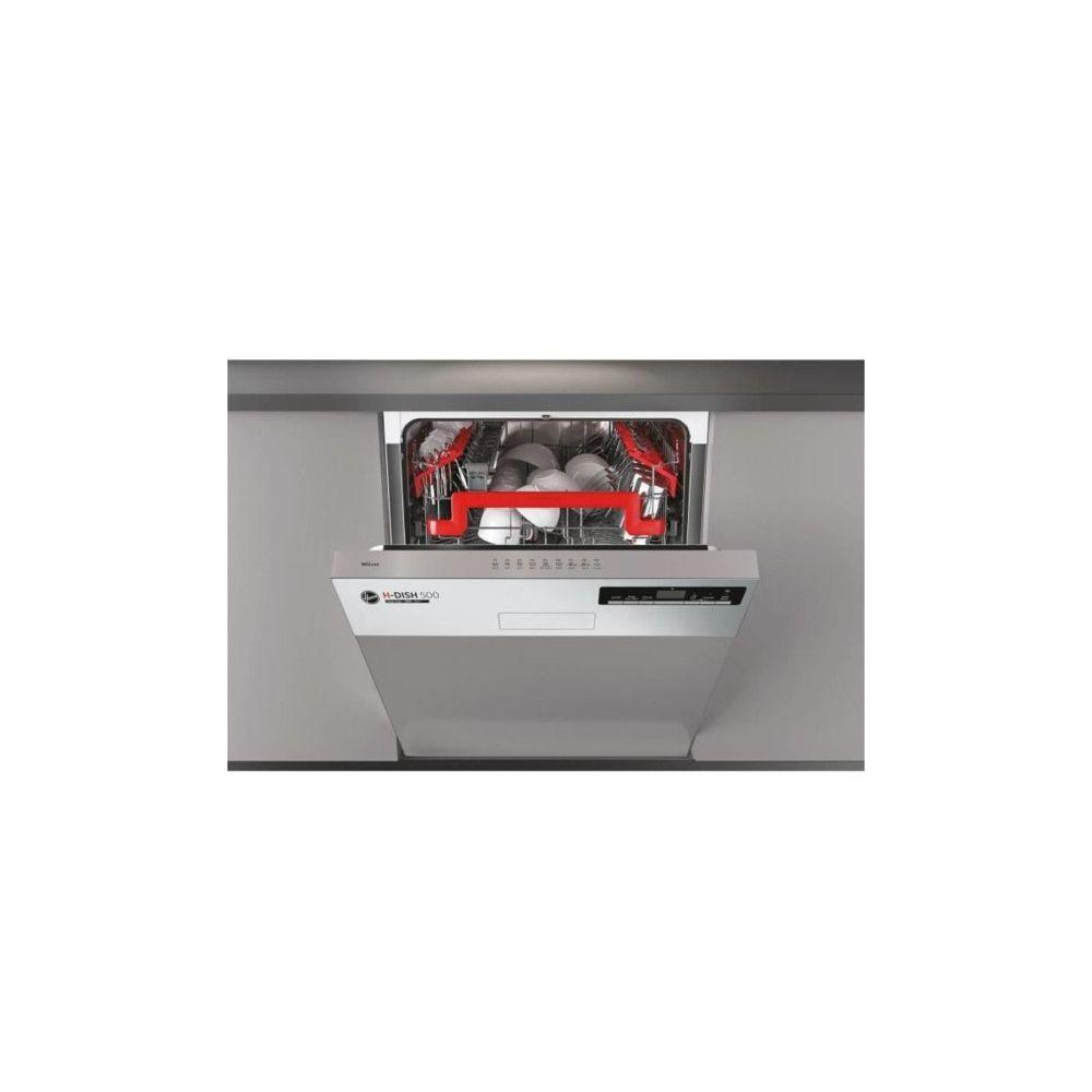 Hoover Hoover Hdsn2d620px - Lave-vaisselle Intégrable - 16 Couverts - 43 Db - A++ - L60 Cm - Inox