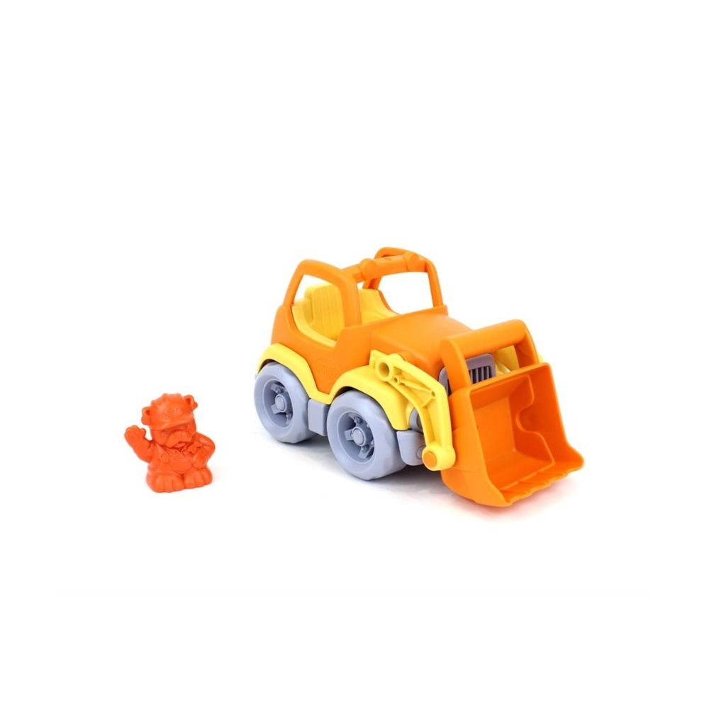 Green Toys Camion tractopelle Green Toys