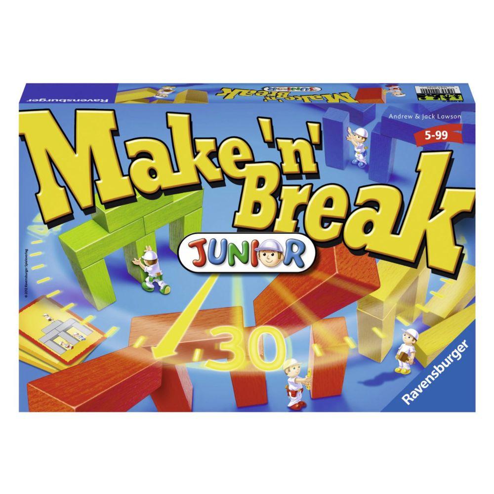 Ravensburger Make & Break Junior