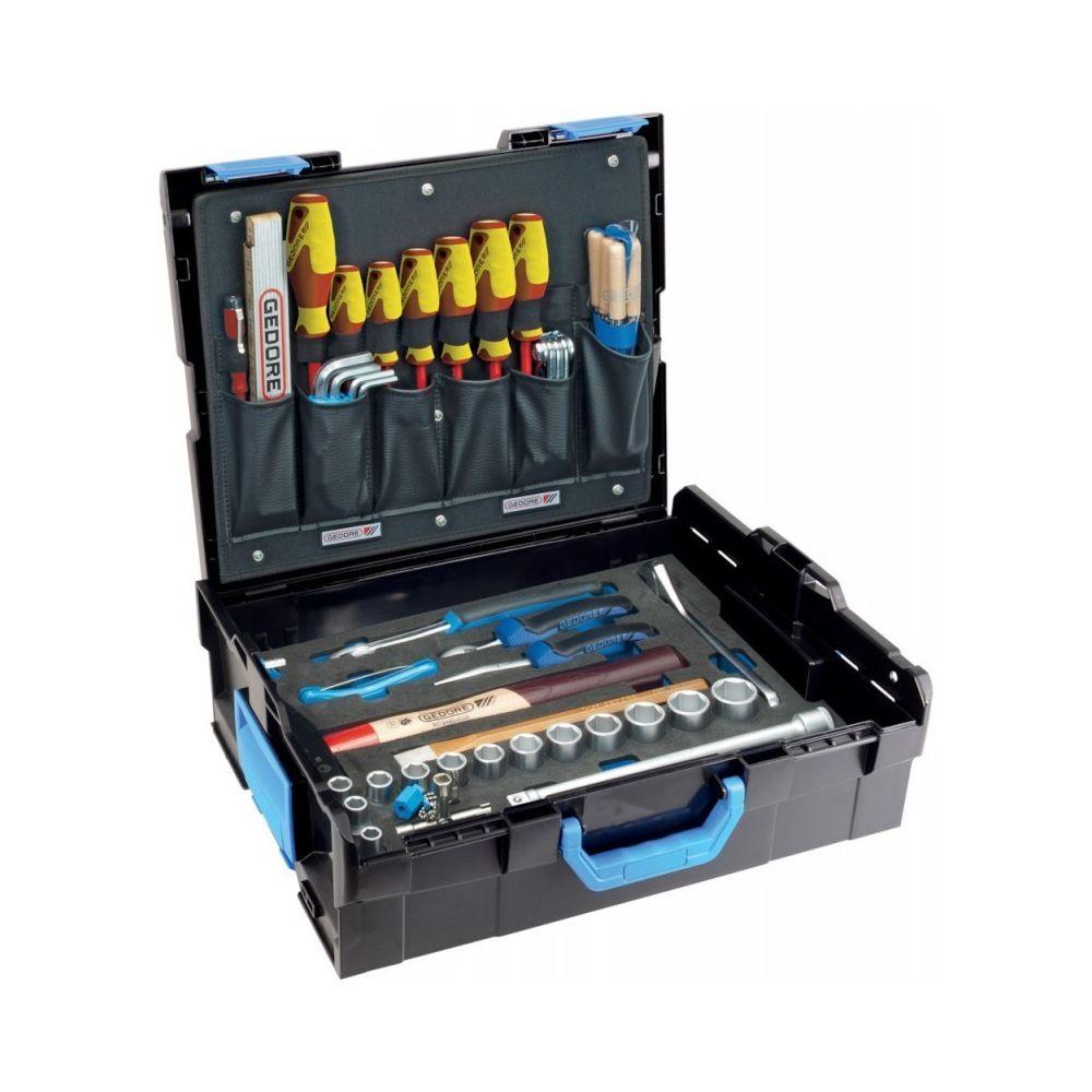 Gedore Coffret outils pour artisans 58 pièces L-Boxx 136 Gedore