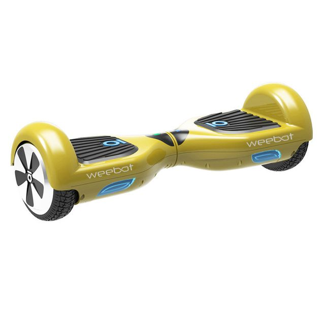Weebot - Hoverboard Weebot X IO Classic Jaune - 6,5 Pouces Weebot   - Weebot