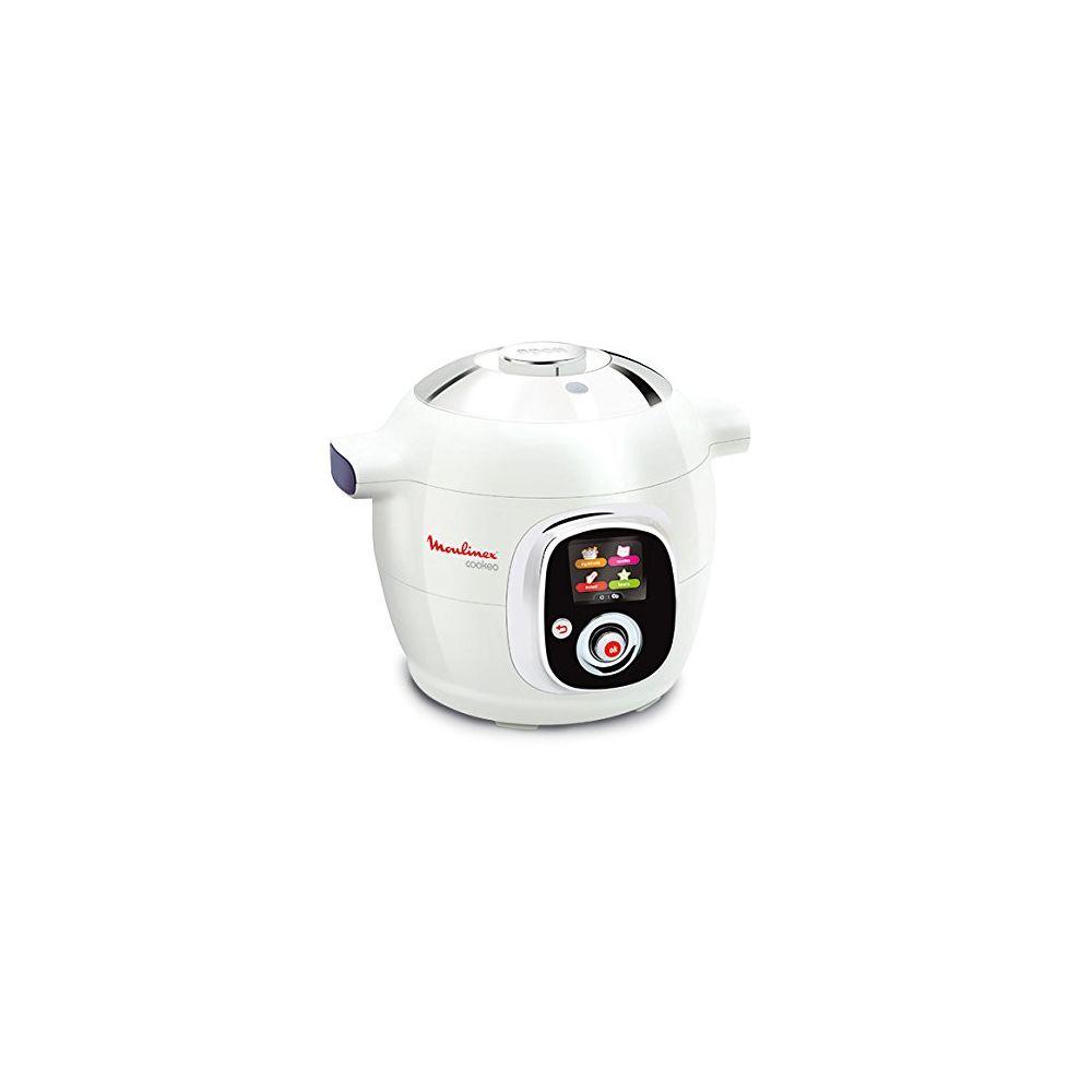 Moulinex Cookeo CE704110 - 100 recettes - Blanc