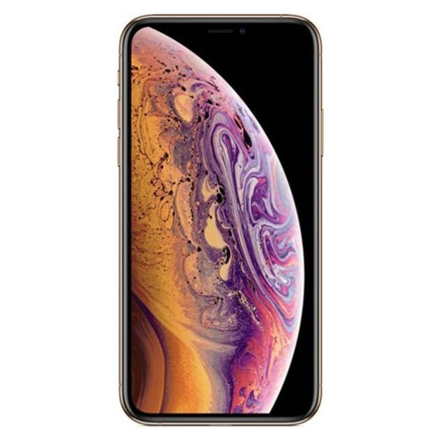 Apple - iPhone XS 64 Go Or - iPhone