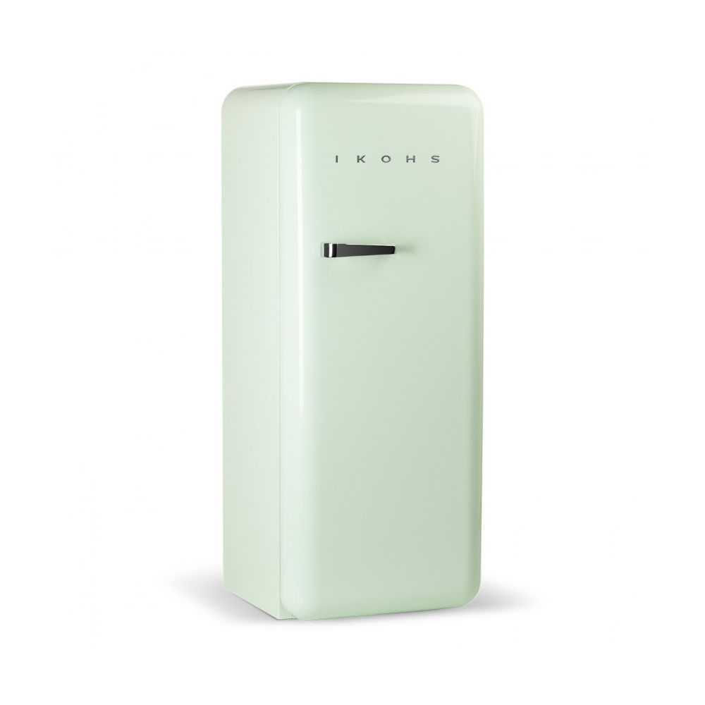 Ikohs RETRO FRIDGE 150 Vert Menthe - Réfrigérateur