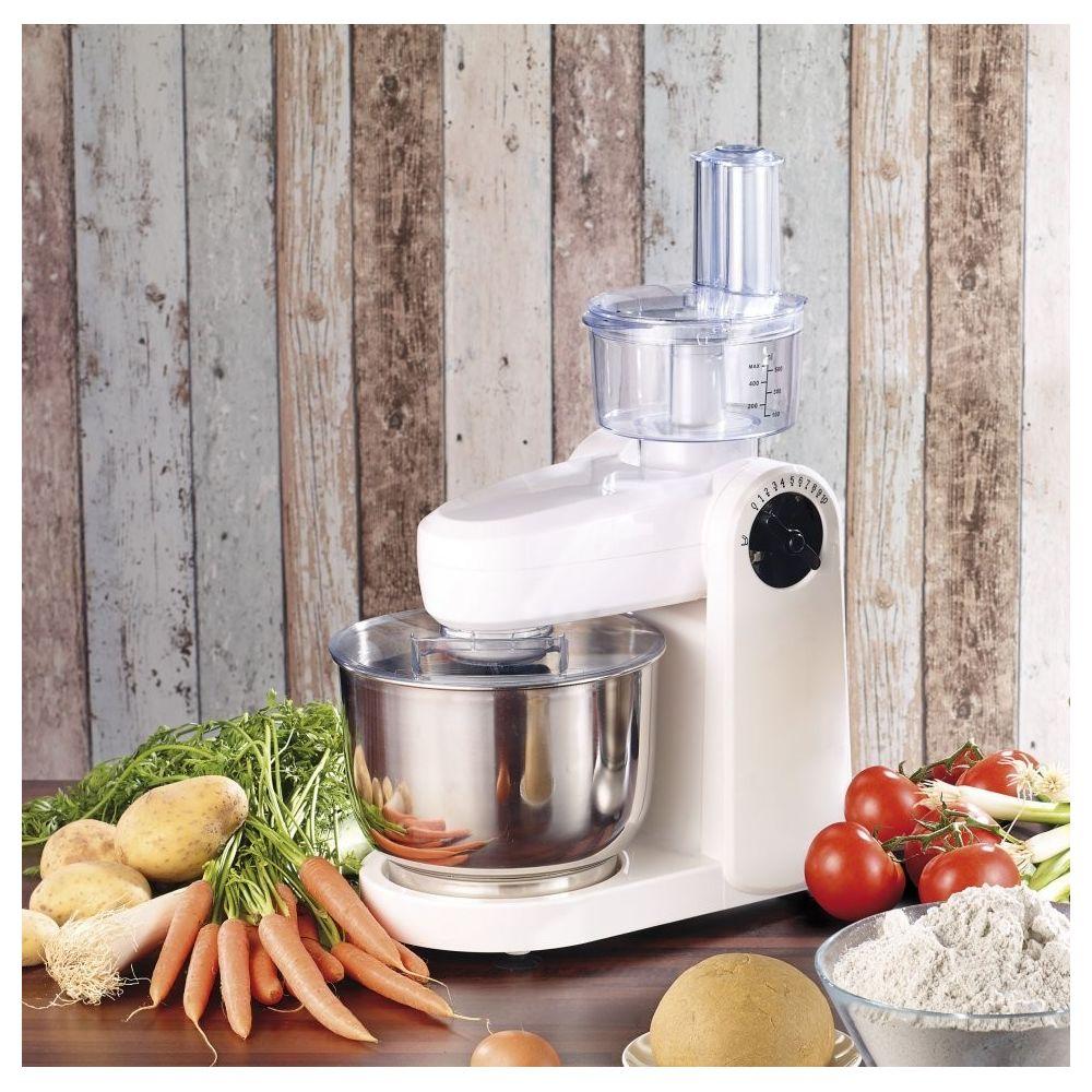 Rosenstein & Sohne Robot de cuisine compact ''KM-4212'', 600 W