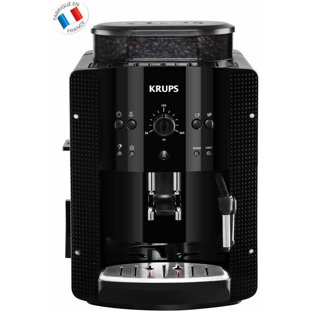 Krups machine à expresso de 1,6L Automatique avec Broyeur à Grains 1450W noir