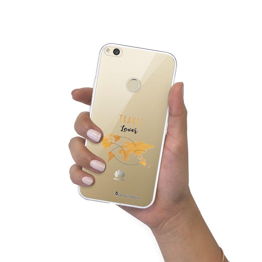 La Coque Francaise - Coque Huawei P8 Lite 2017 souple transparente ...