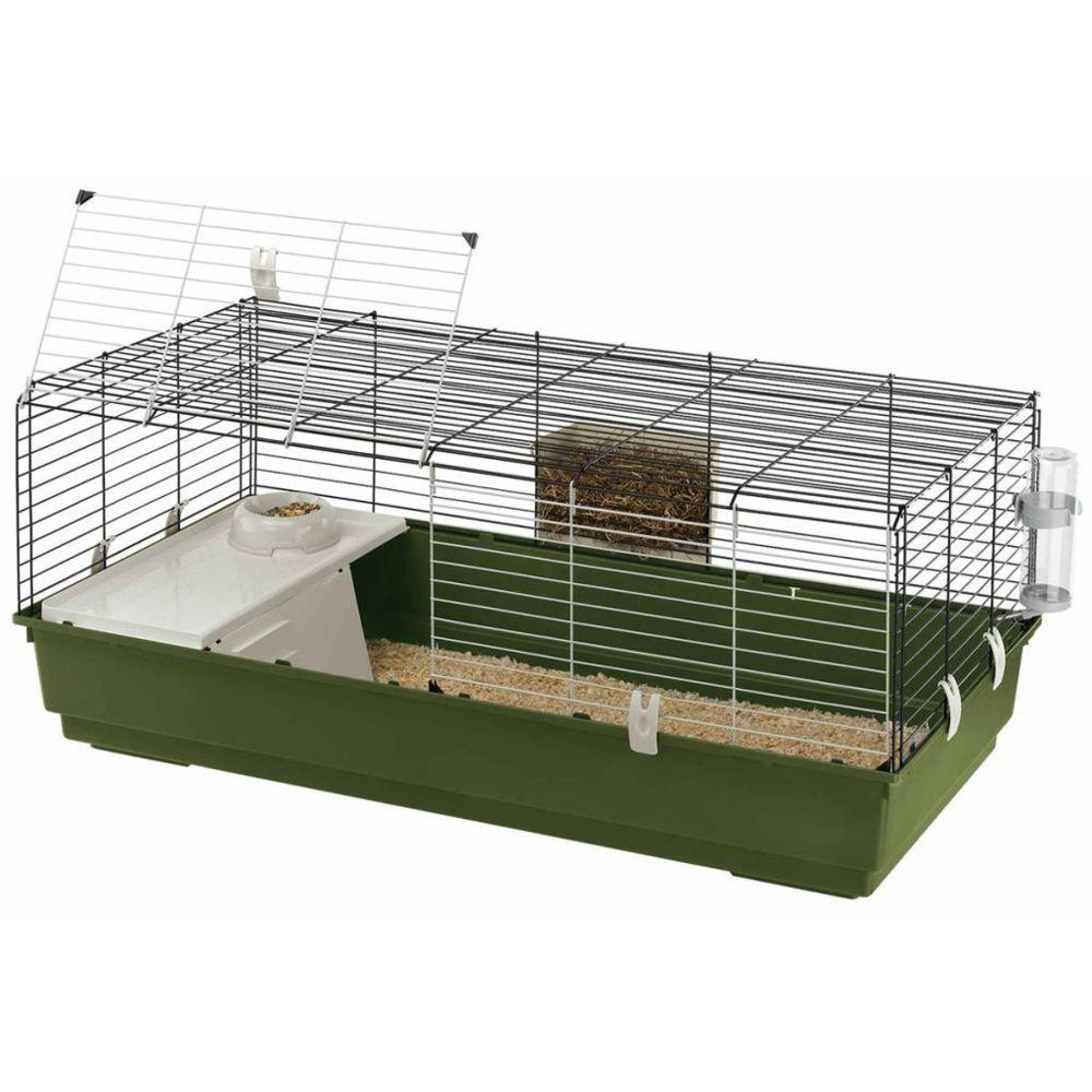 Ferplast Ferplast Cage pour lapins Rabbit 120 118 x 58,5 x 49,5 cm 57053070