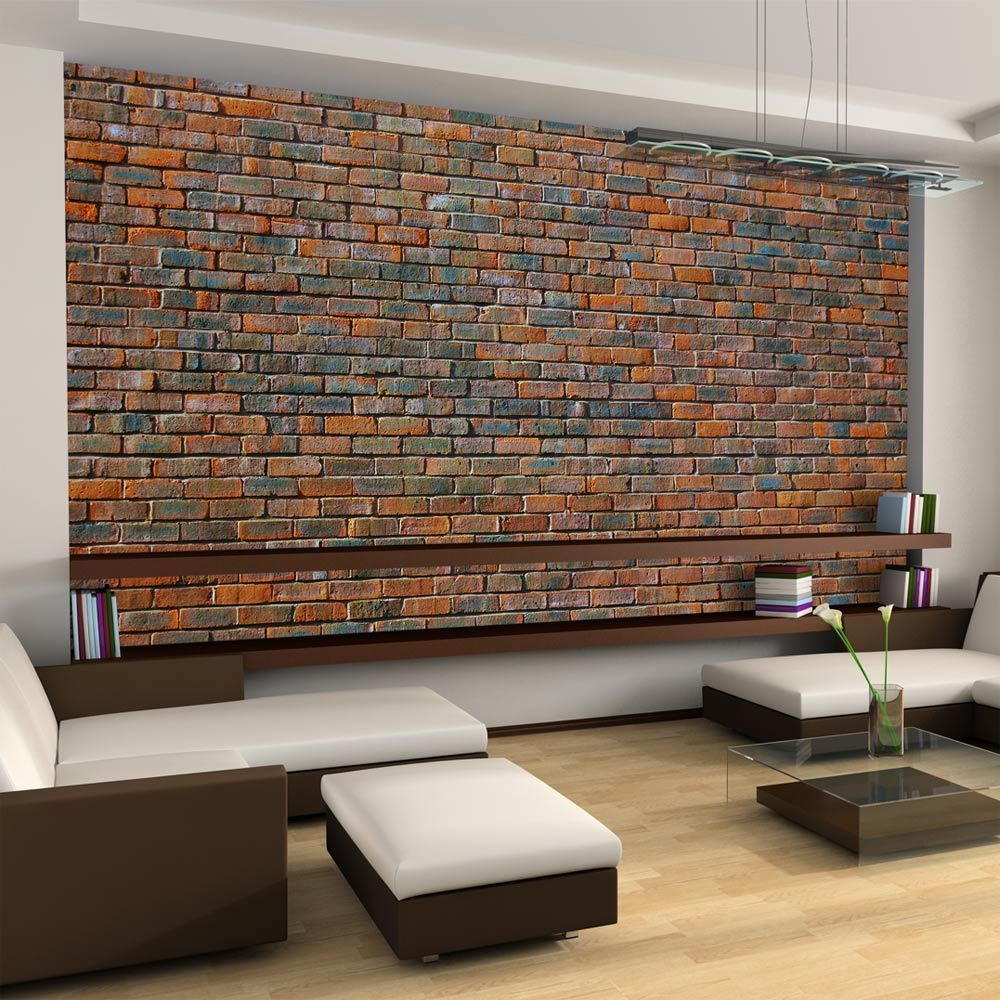 Declina Papier peint XXL - Mur en briques