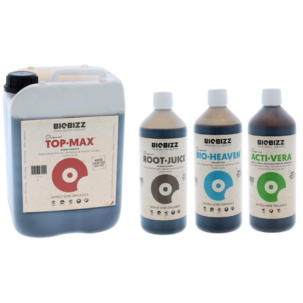 Biobizz Pack booster Top.Max 5 litres - BIOBIZZ