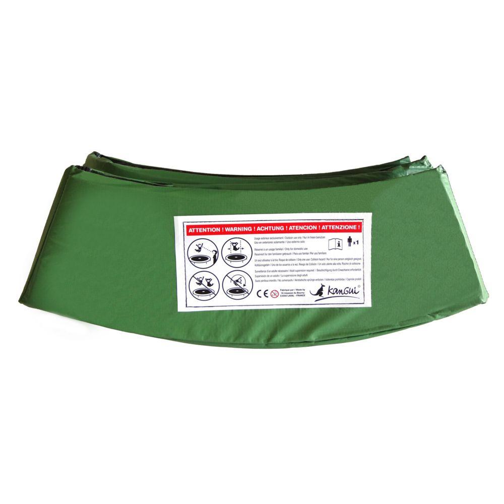 Kangui Kangui - Coussin de protection pour trampoline Ø 360 cm