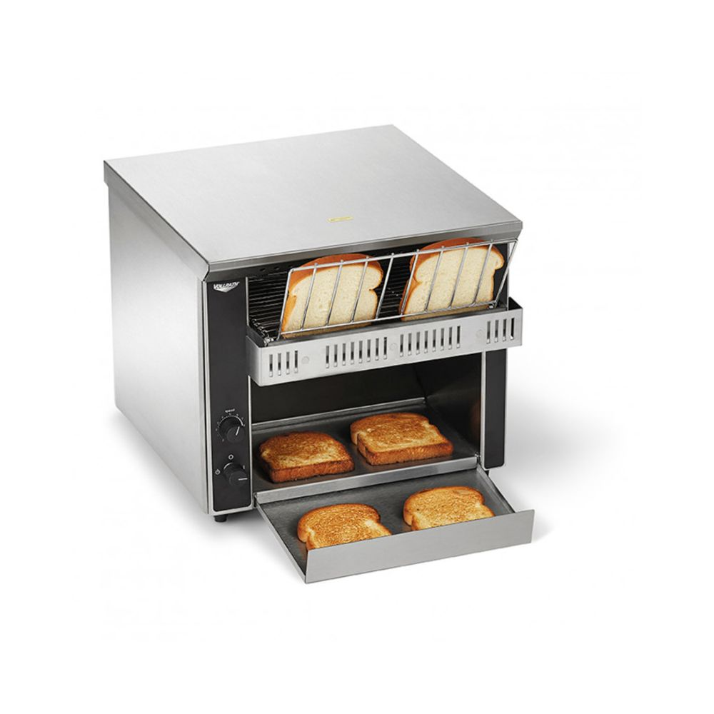 Pujadas Toaster Convoyeur Professionnel Inox 350 Tranches/h - Pujadas - 350 t/h